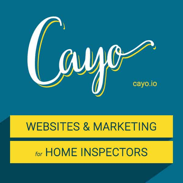 websites and marketing for home inspectors